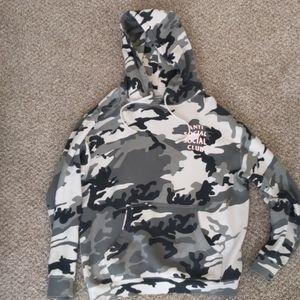 ASSC Gildan camoflauge hoodie